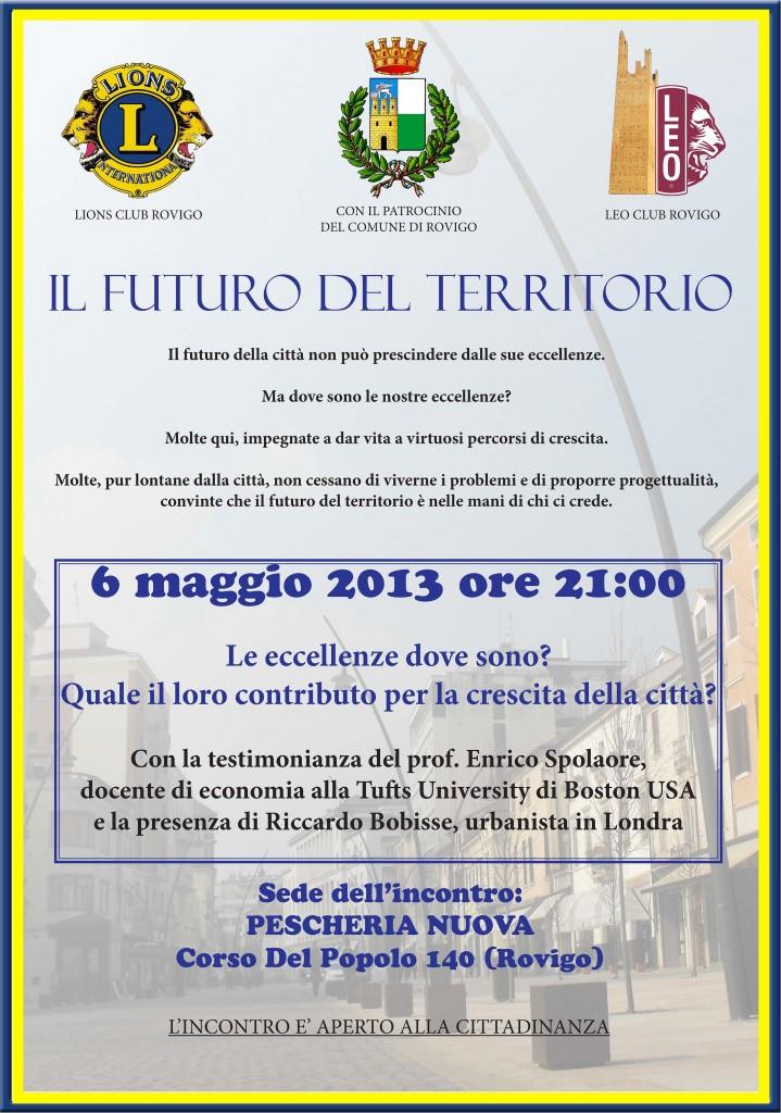 Ravviviamo Rovigo 06.05.2013